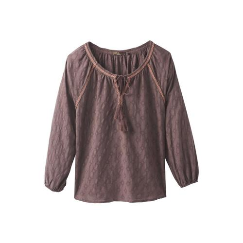 prAna Women's Long Sleeve Verano Top