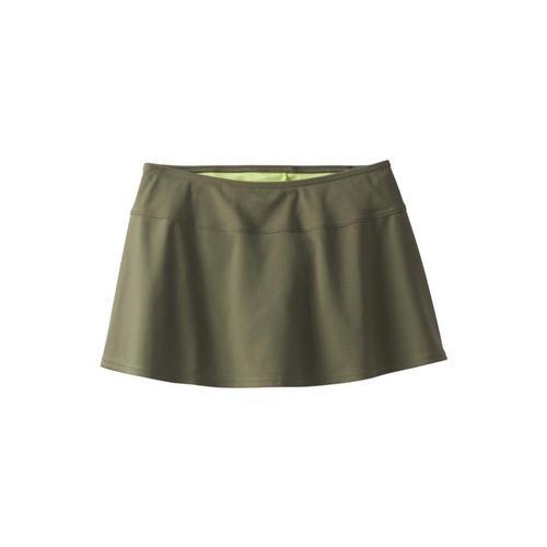 prAna Women's Sakti Swim Skirt Cargreen