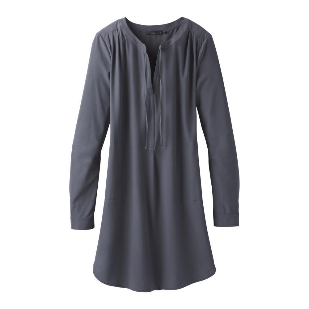 prAna Women's Natassa Dress COAL