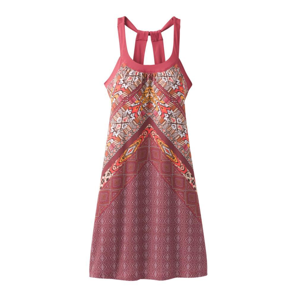 prAna Women's Cantine Dress CRANMARR