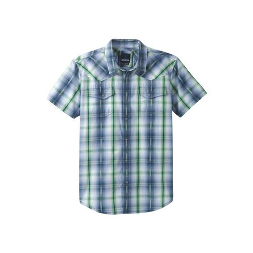 prAna Men's Holstad Short Sleeve Shirt