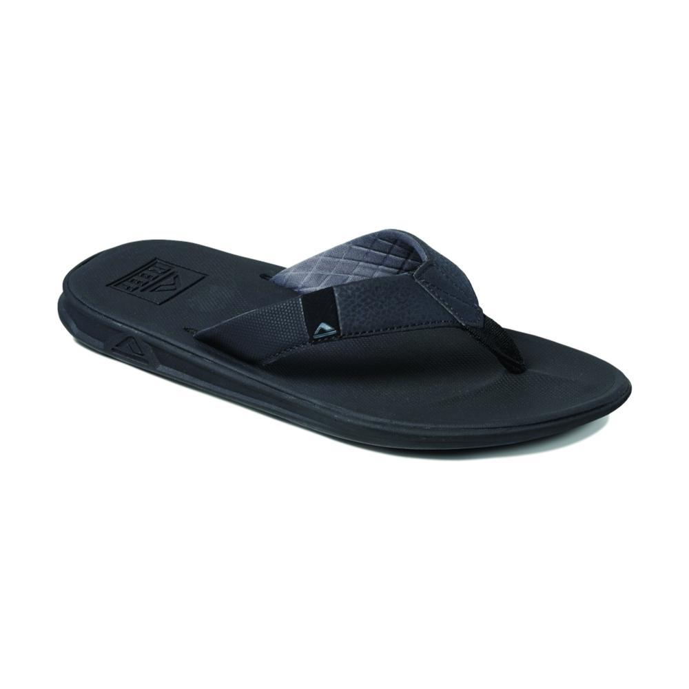Reef Men's Slammed Rover Sandals BLACK