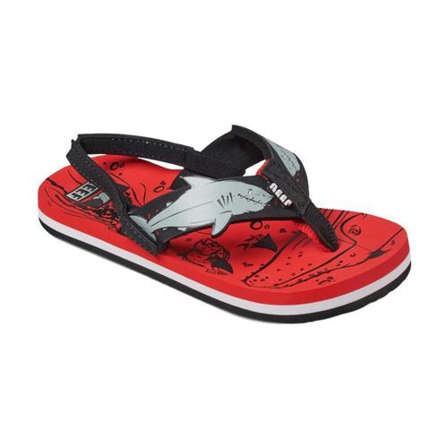Reef Boy's Ahi Shark Sandals