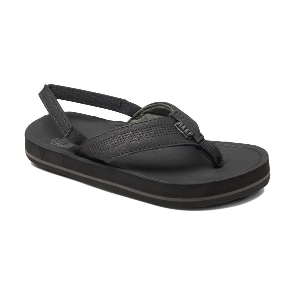 Reef Boys Grom Splash Sandals BLACK_BLA