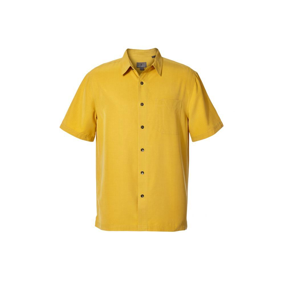Royal Robbins Men's Desert Pucker Dry Short Sleeve Shirt BAMBOO