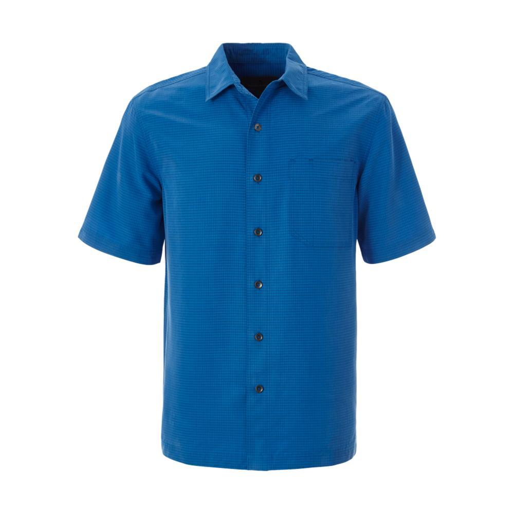 Royal Robbins Men's Desert Pucker Dry Short Sleeve Shirt OCEANA