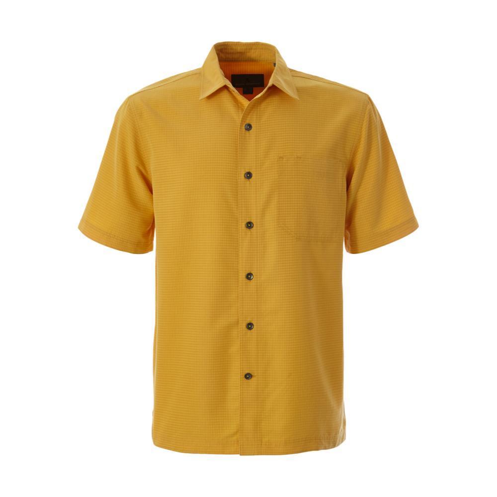 Royal Robbins Men's Desert Pucker Dry Short Sleeve Shirt RAGWORT