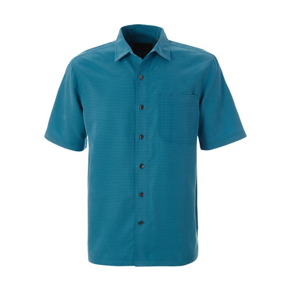 Royal Robbins Men's Desert Pucker Dry Short Sleeve Shirt TURKTILE