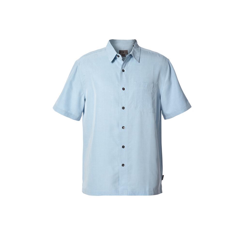 Royal Robbins Men's Desert Pucker Dry Short Sleeve Shirt WINTSKY