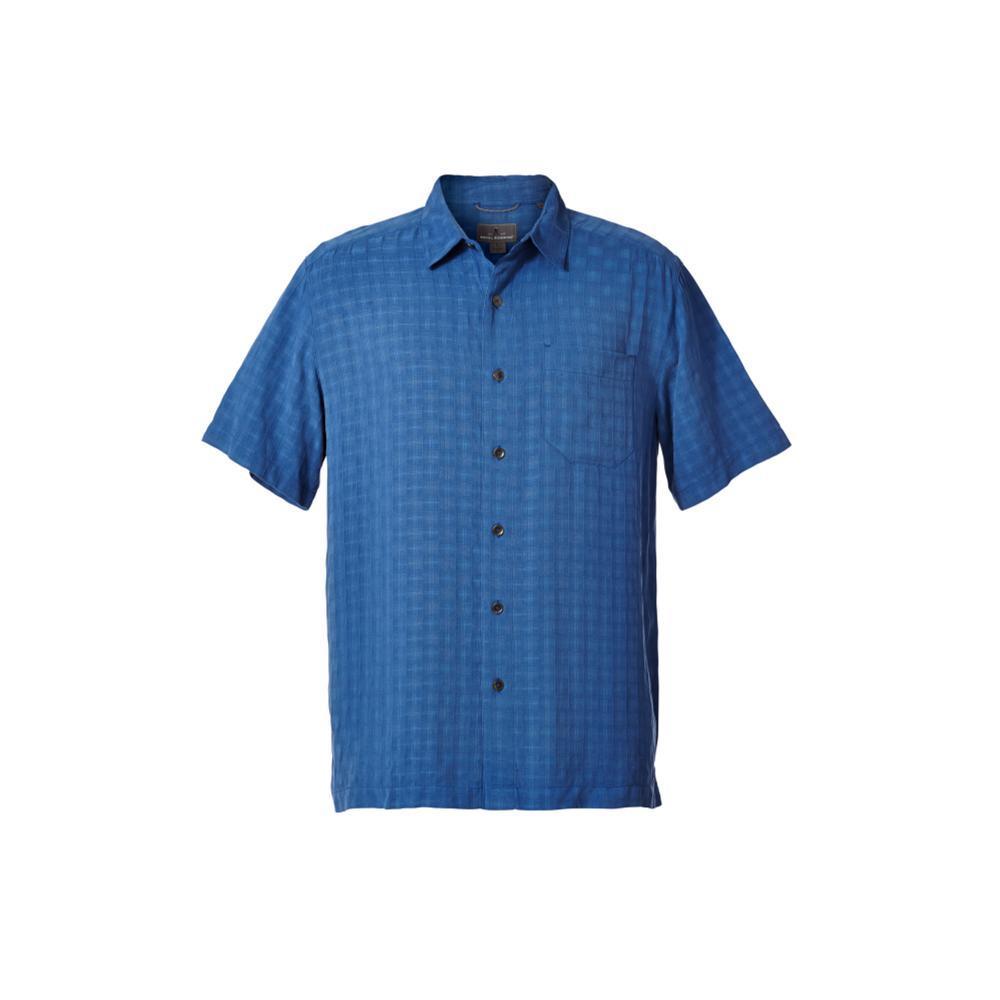 Royal Robbins Men's San Juan Dry Short Sleeve Shirt ABYSS