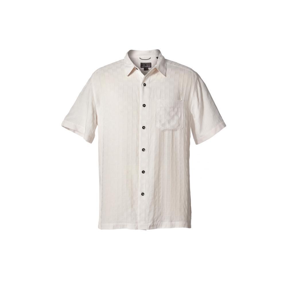 Royal Robbins Men's San Juan Dry Short Sleeve Shirt QUARTZ