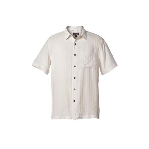 Royal Robbins Men's San Juan Dry Short Sleeve Shirt Quartz