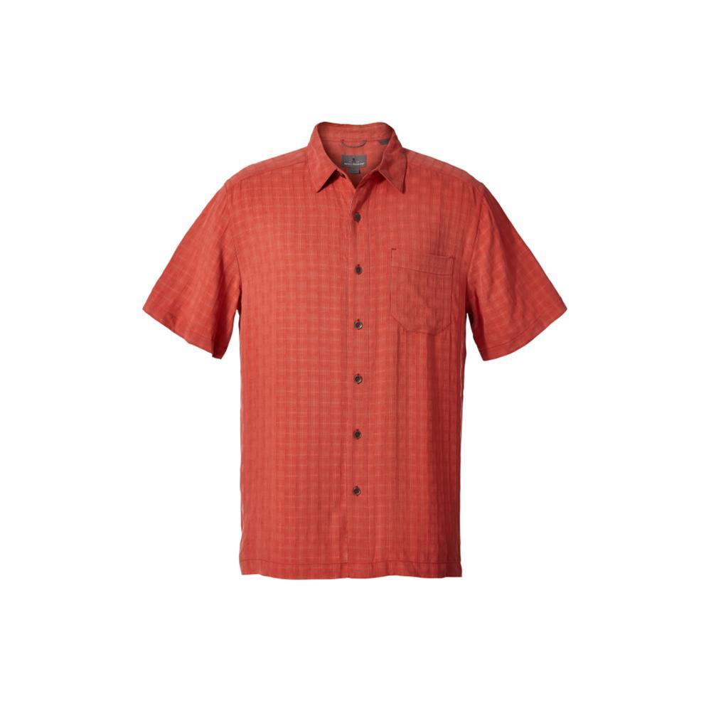 Royal Robbins Men's San Juan Dry Short Sleeve Shirt SUMAC