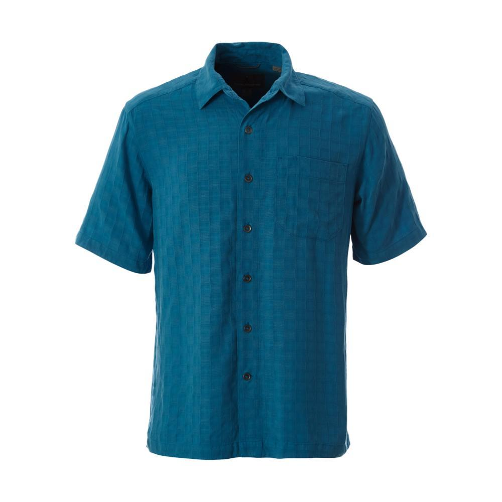Royal Robbins Men's San Juan Dry Short Sleeve Shirt TURKTILE