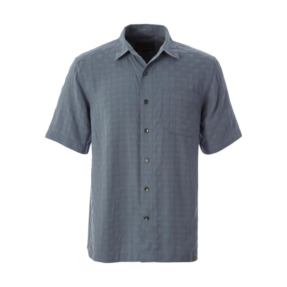 Royal Robbins Men's San Juan Dry Short Sleeve Shirt TWGREY