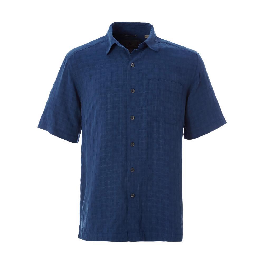 Royal Robbins Men's San Juan Dry Short Sleeve Shirt TWILBLUE