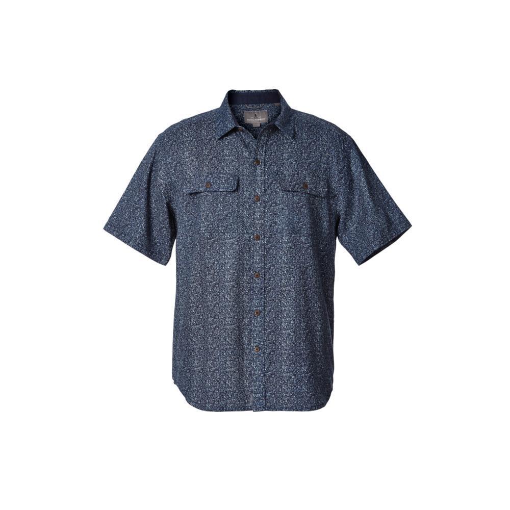 Royal Robbins Men's Cool Mesh Eco Short Sleeve Shirt ECLIPSE