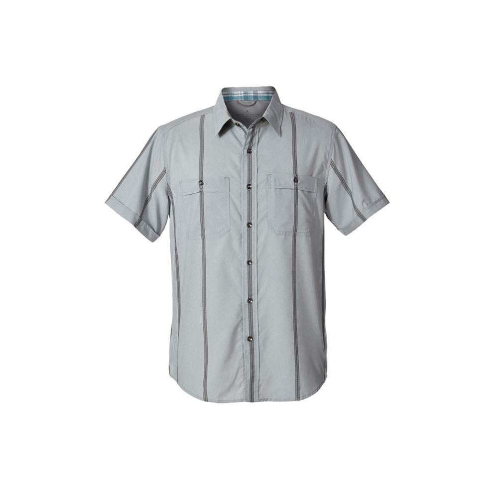 Royal Robbins Men's Vista Dry Short Sleeve Shirt LTPELICAN