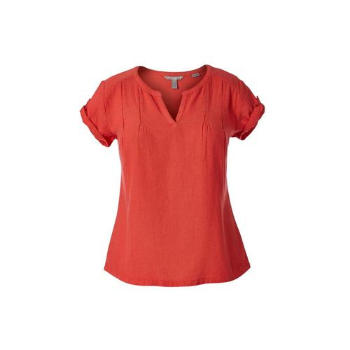 Royal Robbins Women's Cool Mesh Eco Short Sleeve Shirt