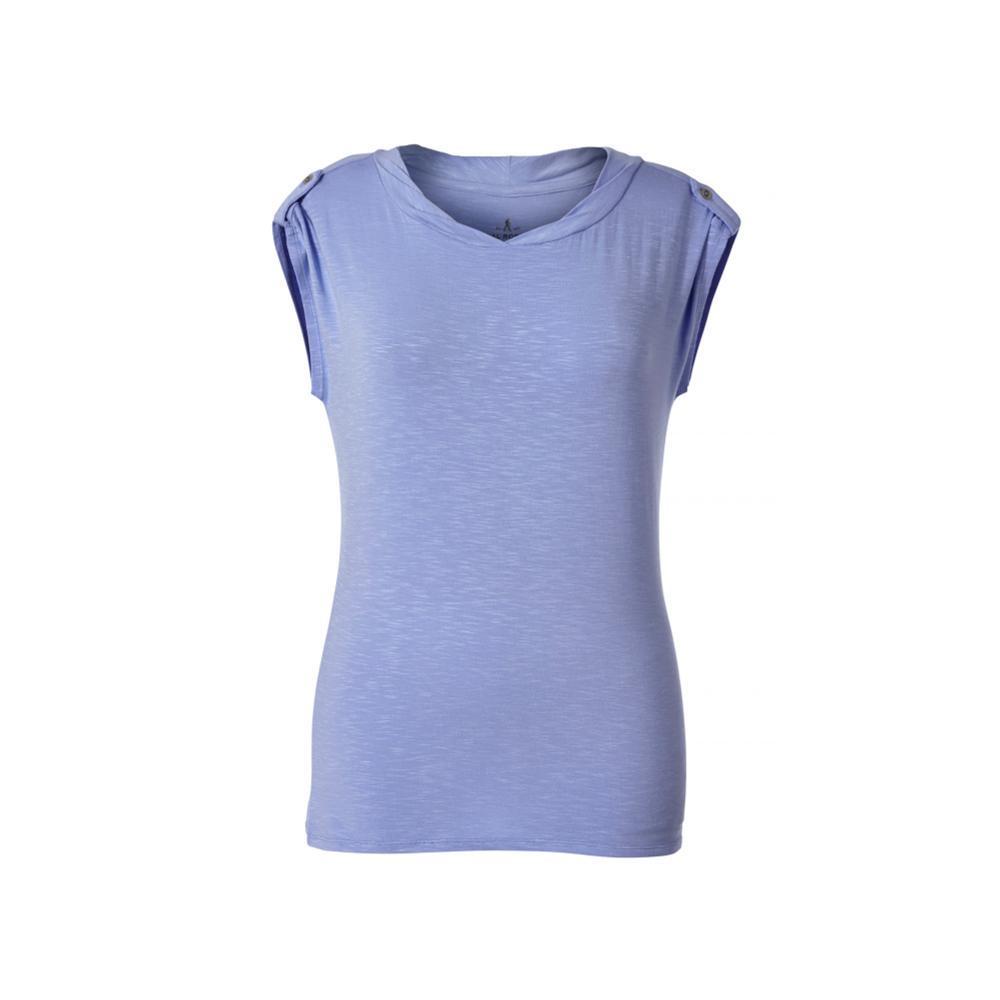 Royal Robbins Women's Noe Twist Short Sleeve Shirt PALEIRIS