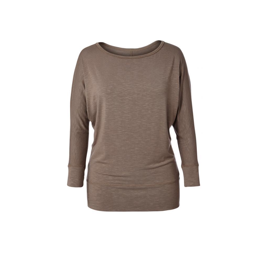 Royal Robbins Women's Noe Dolman 3/4 Sleeve Shirt FALCON