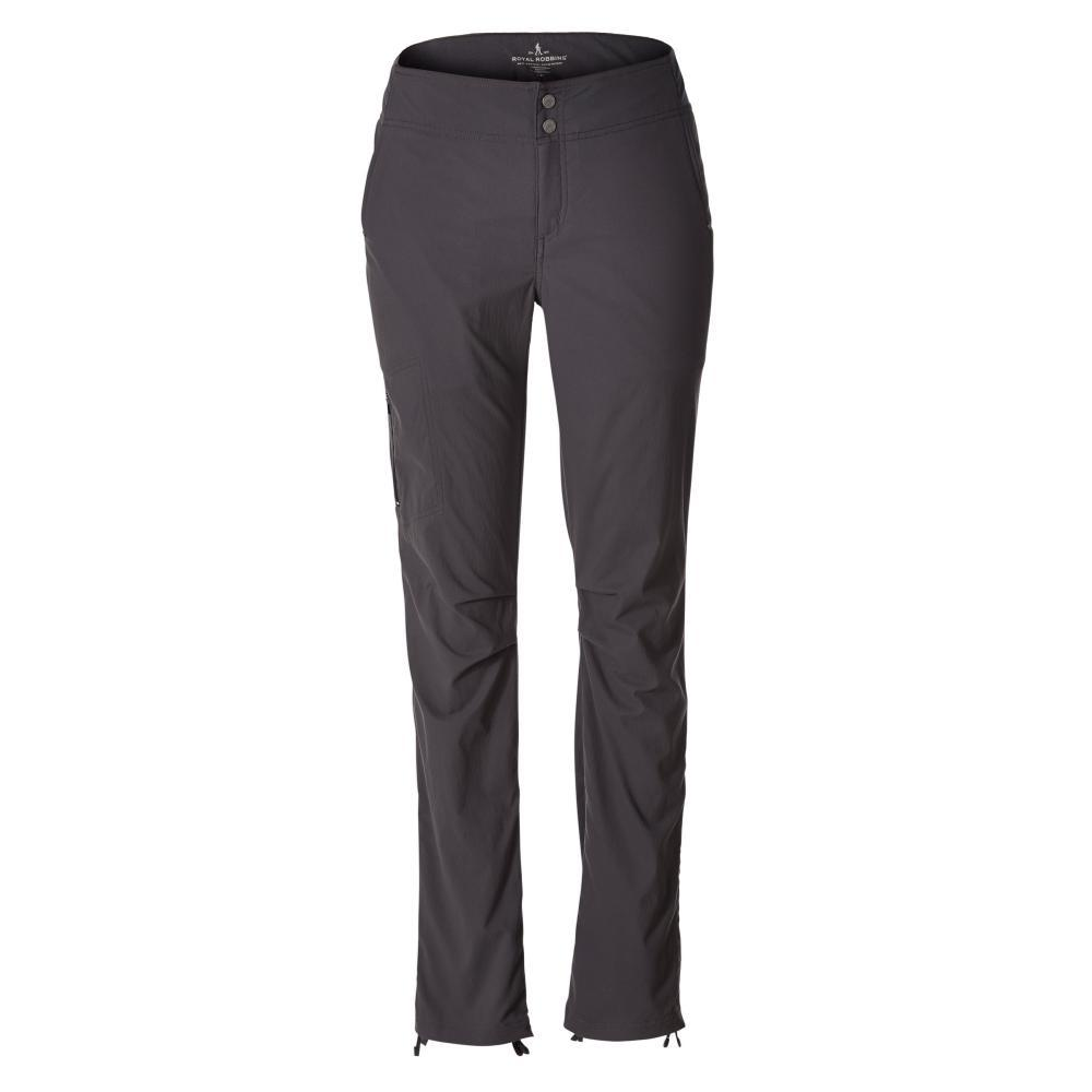 Royal Robbins Women's Jammer II Pant - 32in ASPHALT