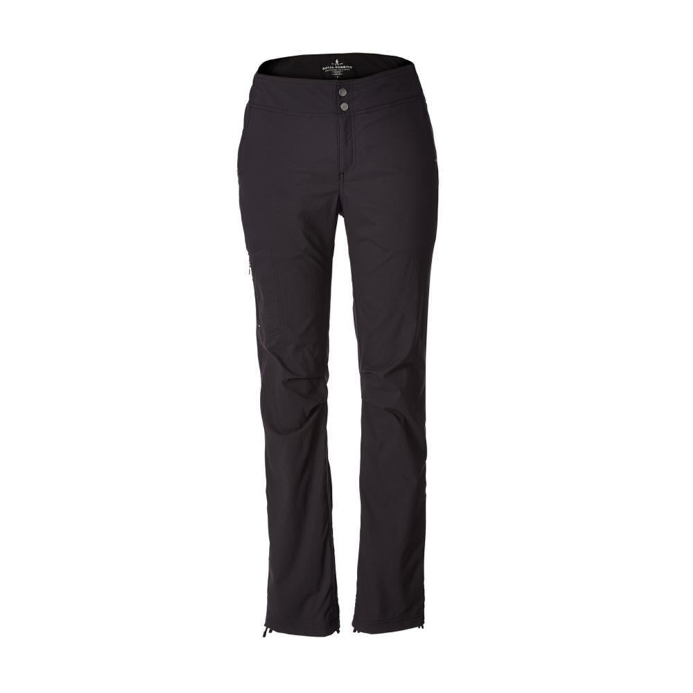 Royal Robbins Women's Jammer II Pant - 32in JETBLK