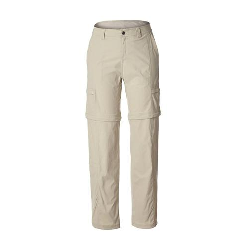 Royal Robbins Women's Discovery Zip N` Go Pants Sandstone