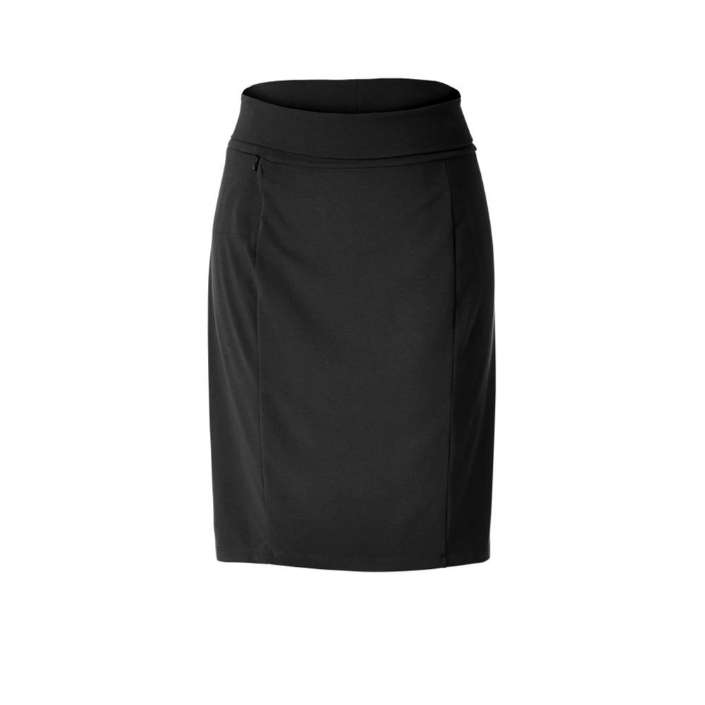 Royal Robbins Women's All Around Skirt JETBLK