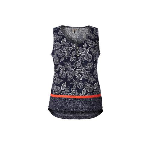 Royal Robbins Women's Cool Mesh Eco-Tank Print