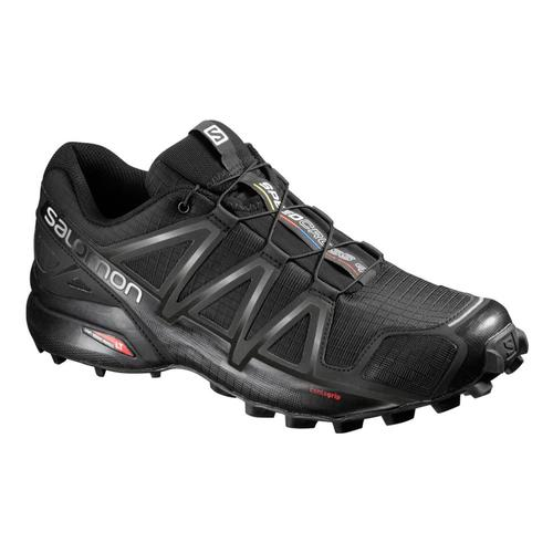 Salomon Men's Speedcross 4 Trail Running Shoes - Wide