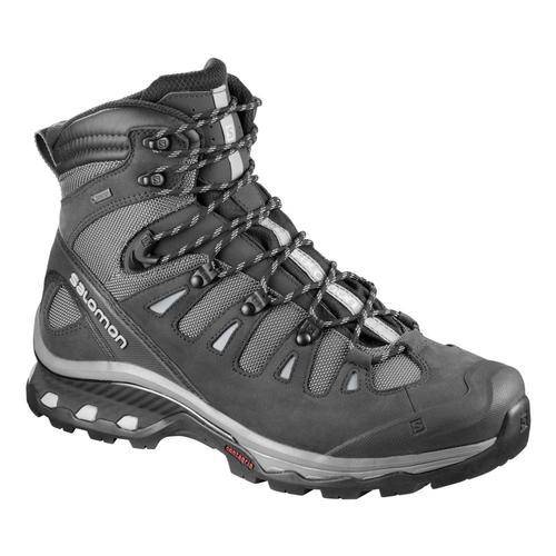Salomon Men's Quest 4D 3 GTX Hiking Boots Phn.Blk.Qshd