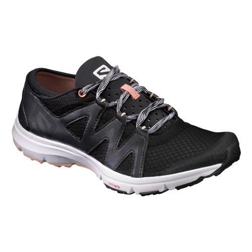 Salomon Women's Crossamphibian Swift Shoes Blkpeach