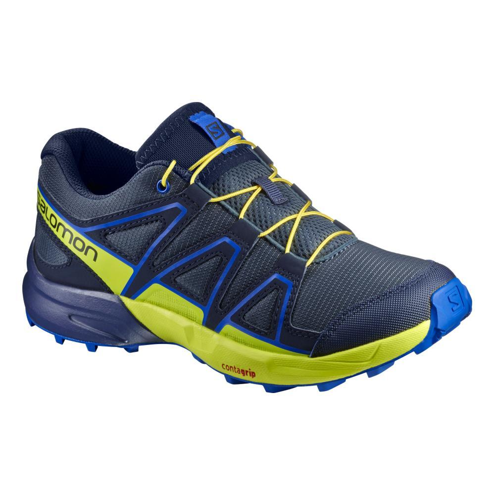 Salomon Kids Speedcross Shoes OMBREBLU