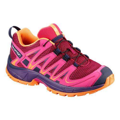 Salomon Kids XA Pro 3D Shoes Cerise
