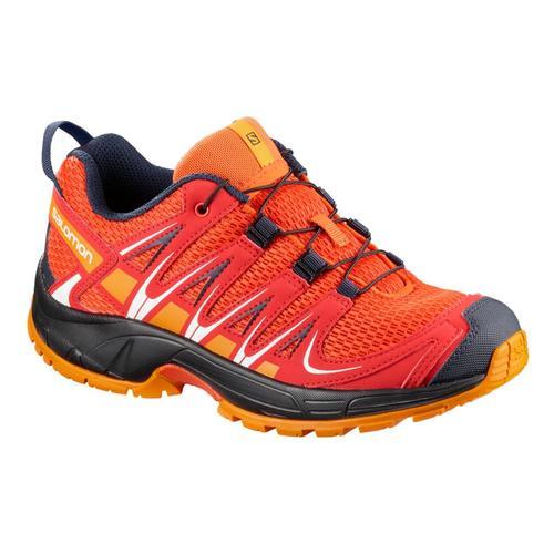 Salomon Kids XA Pro 3D Shoes Fieryred