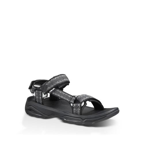 Teva Men's Terra Fi 4 Sandals Black
