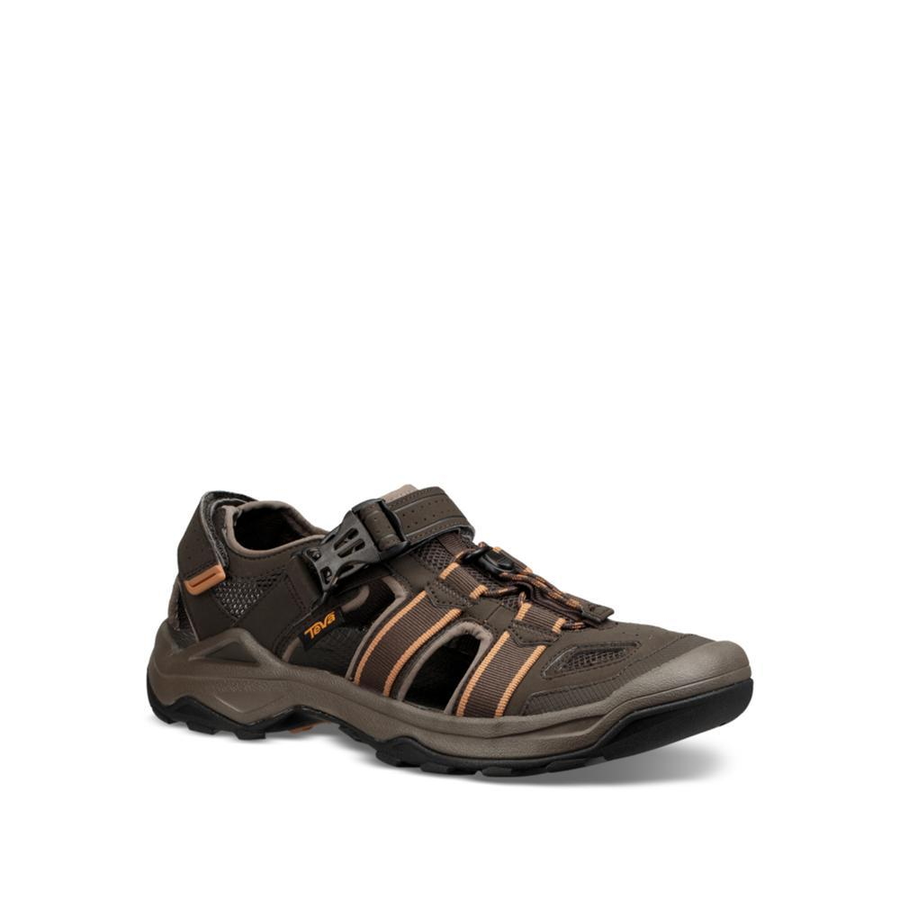 Teva Men's Omnium 2 Sandals BLKOLV_BLKO