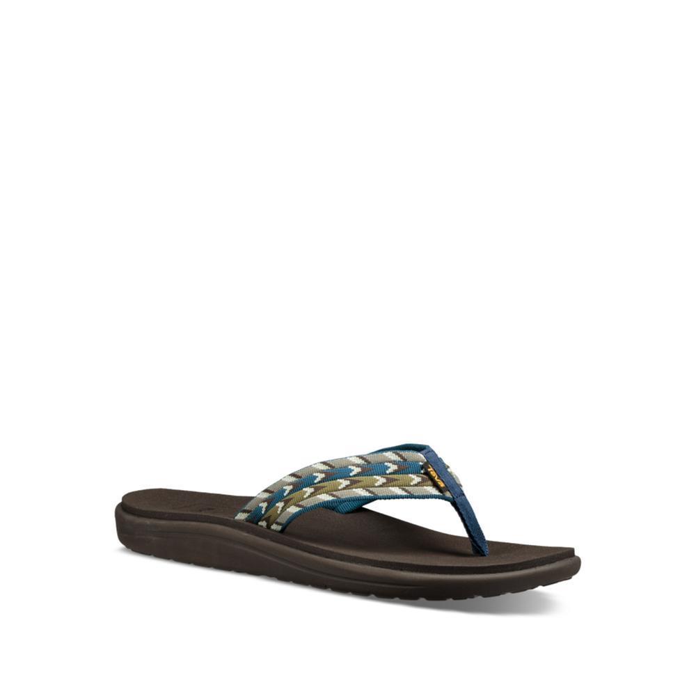 Teva Men's Voya Flip Sandals LUCNINS_LINS