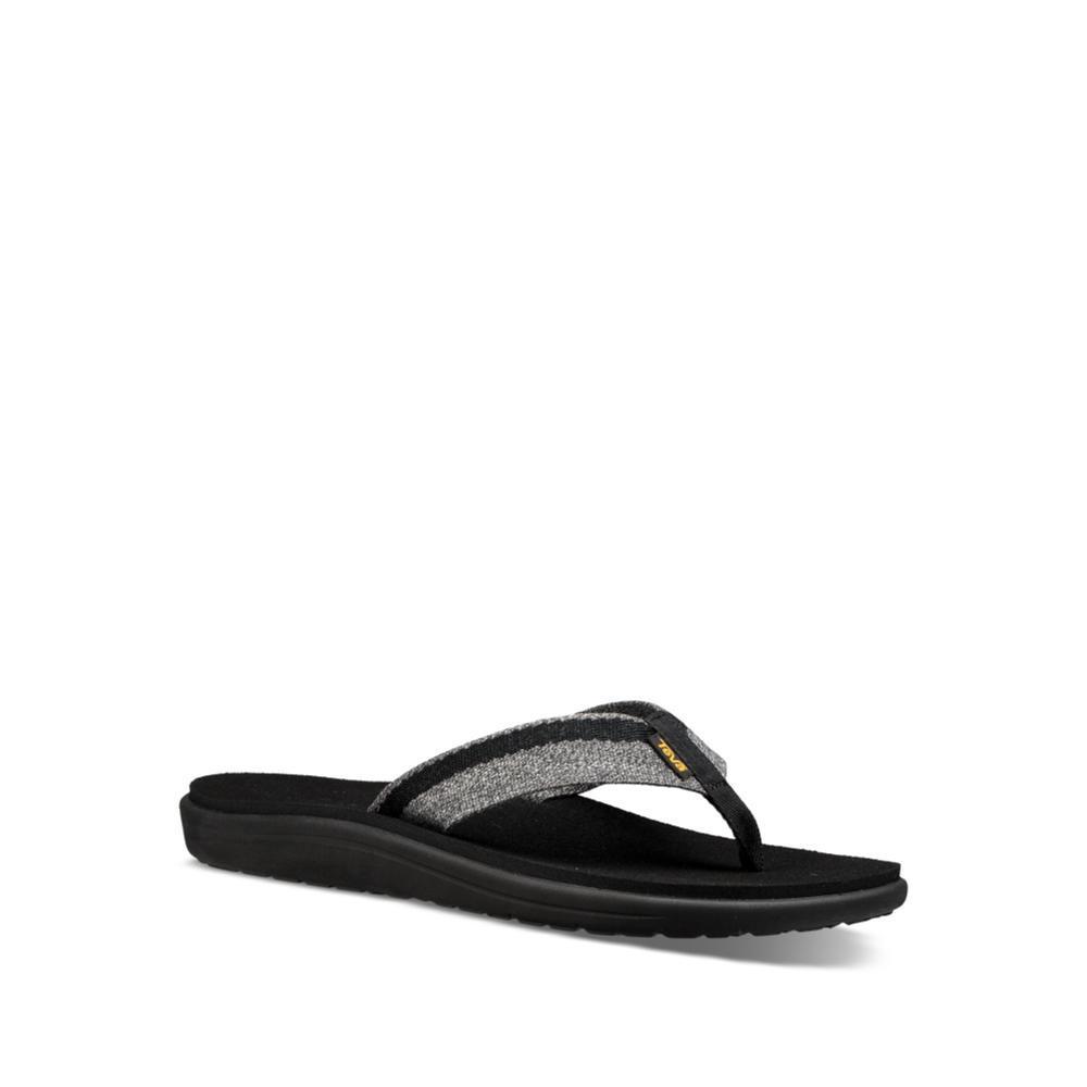 Teva Men's Voya Flip Sandals ZOOKBLK_ZBC