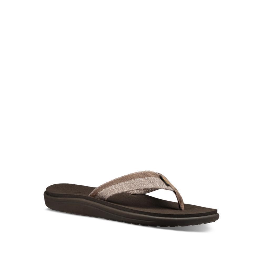 Teva Men's Voya Flip Sandals ZOOKBRN_ZBW