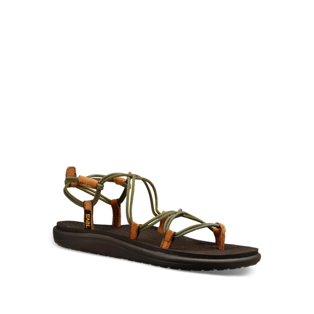 Teva Women's Voya Infinity Sandals AVOCADO
