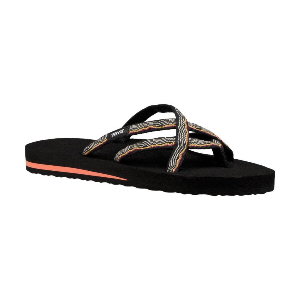 Teva Women's Olowahu Sandals VIDABLK