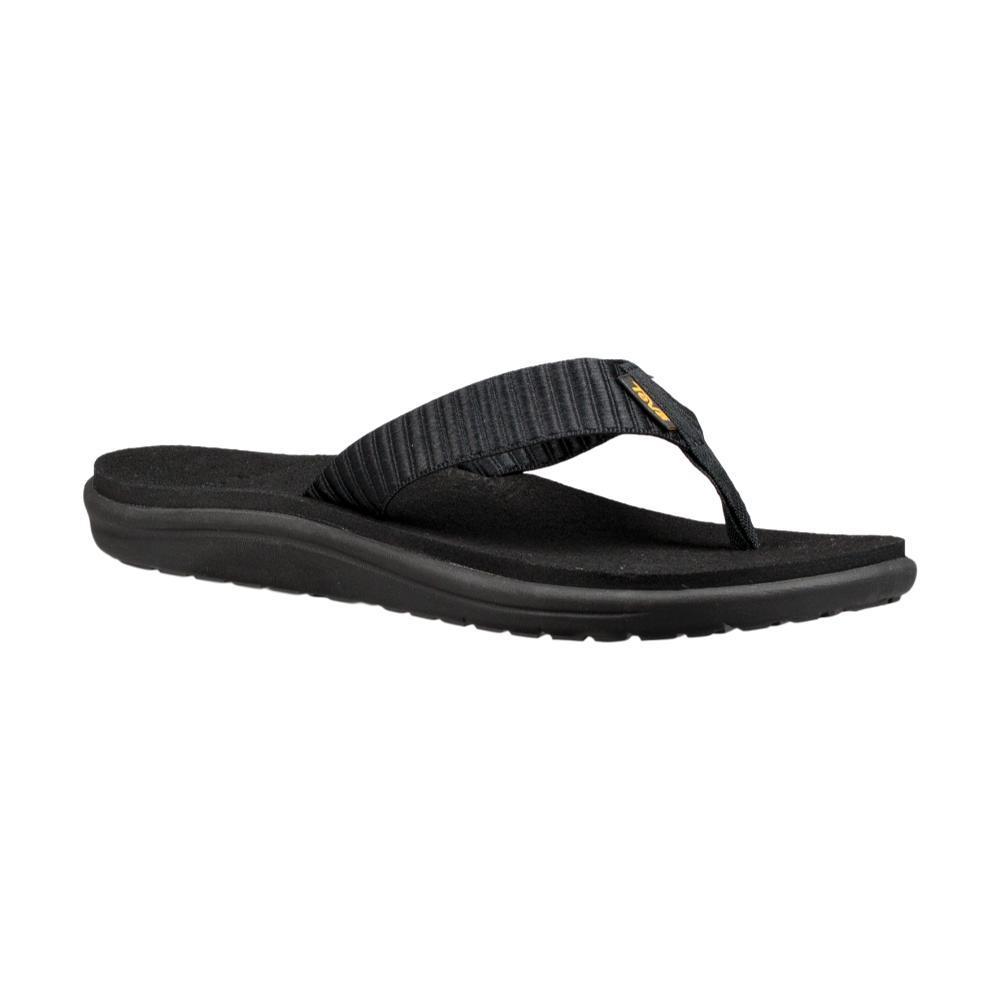 Teva Women's Voya Flip Sandals BARBLACK