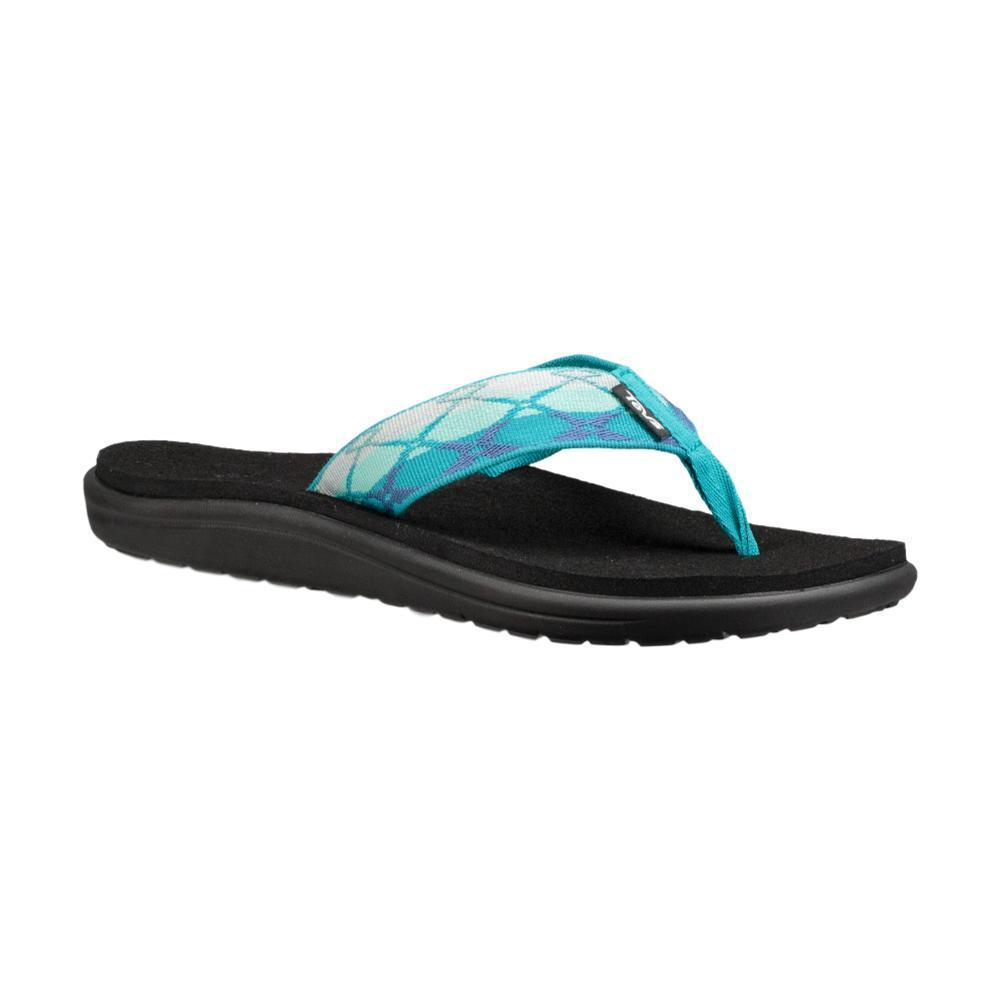 Teva Women's Voya Flip Sandals TERREBLUE