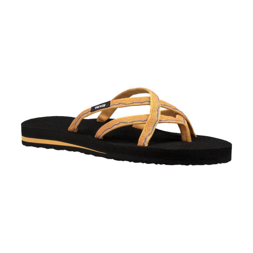Teva Women's Olowahu Sandals VIDAYLLW