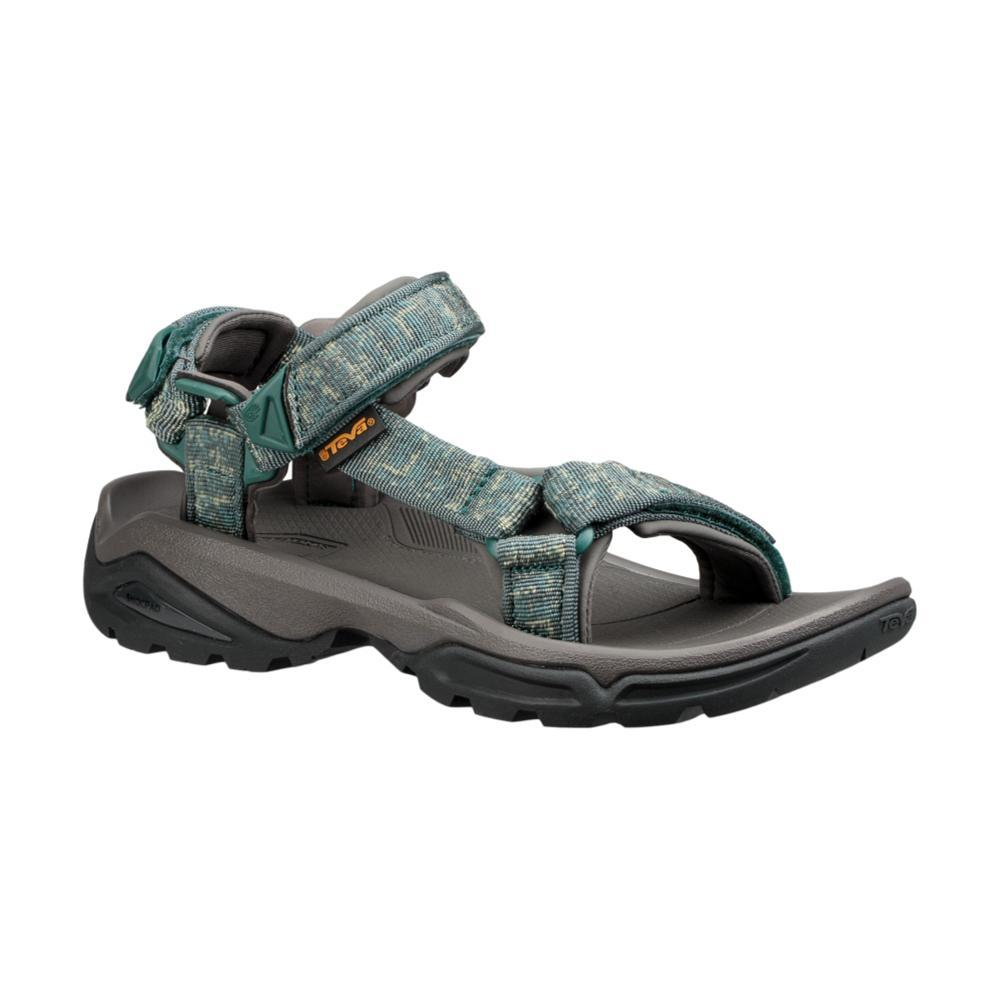 Teva Women's Terra Fi 4 Sandals ATLANTIC