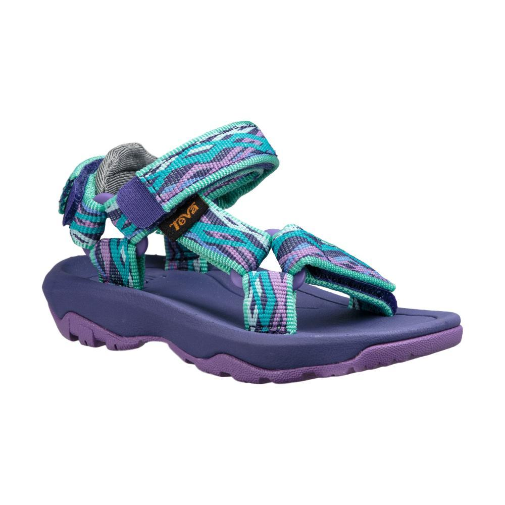 Teva Toddler Hurricane XLT2 Sandals GLASSPRPL