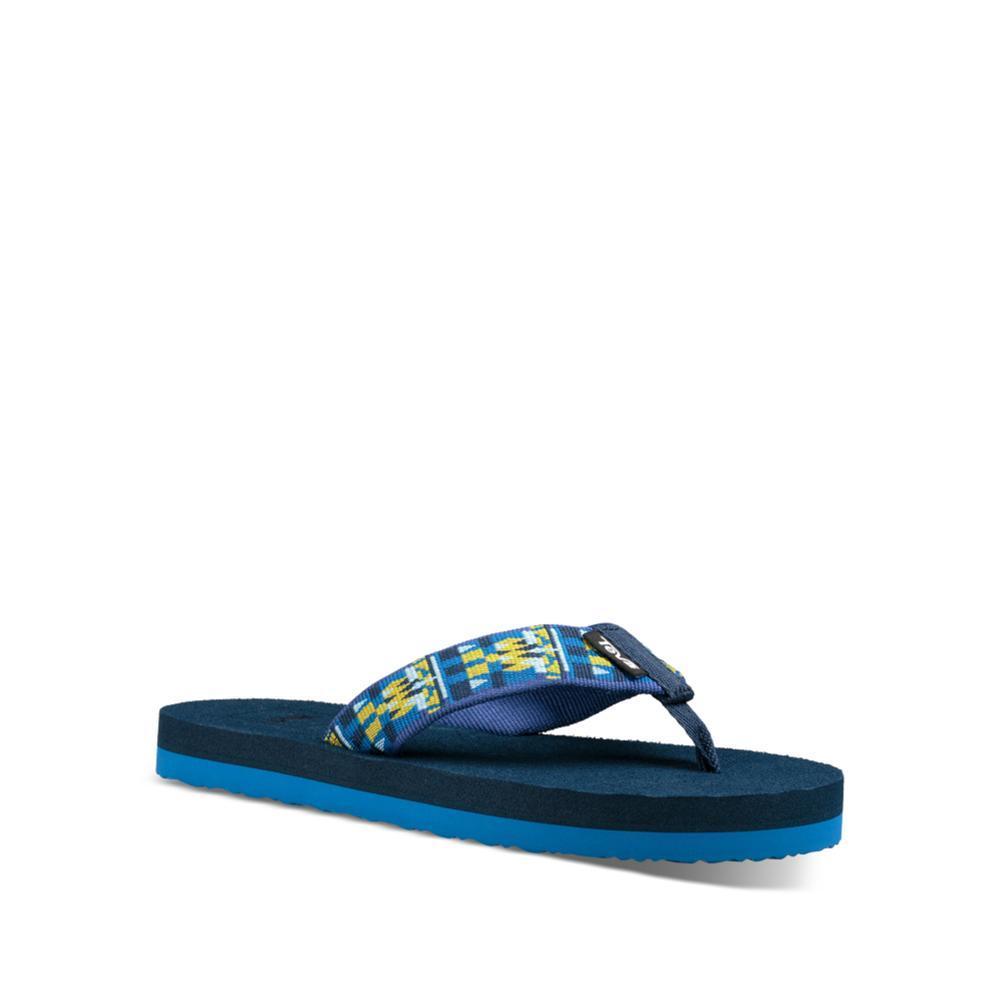Teva Kids Mush II Flip Sandals ROBBLUE