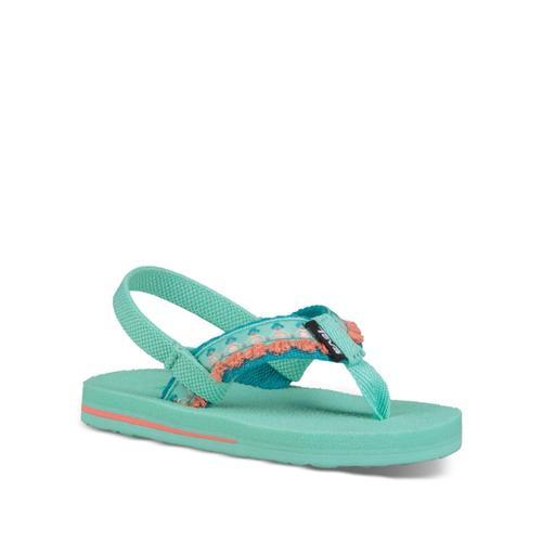 Teva Toddler Mush II Flip Sandals Hulablue